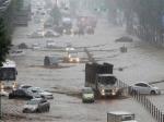 Южная Корея страдает от разгула стихии