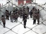Вколонии Копейска заключенные порезали руки взнак протеста