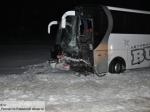 ВСочи автобус протаранил два легковых авто, пострадали двое