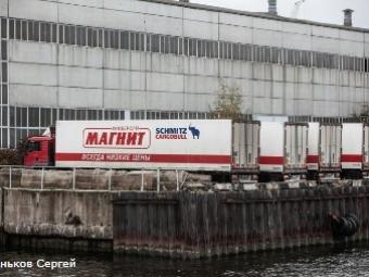 ВПетербурге аноним обещал взорвать магазин «Магнит»