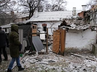 Мэр Донецка подтвердил гибель шести человек при обстреле