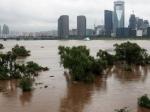 Наводнение вымыло мины с военного склада в Южной Корее