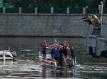 На Москве-реке произошла трагедия
