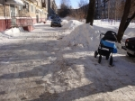ВКирове отпадения снега скрыши снова пострадал ребенок
