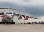 На Камчатке совершил экстренную посадку военный самолет Ил-76