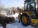 ВЗлатоусте из-за аварии отключены отХВС больница икварталы с6 тысячами жителей. Организован подвоз воды