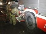 Среди спасенных изпожара наЛенской— четверо детей
