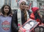 ВТурции наулицы вышли борцы заправа женщин