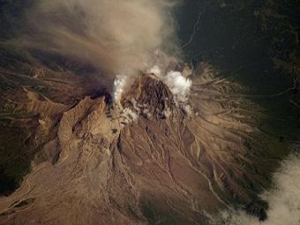На Камчатке активизировались вулканы