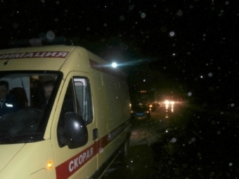 ВМоскве крупное ДТП произошло наКутузовском проспекте врайоне Поклонной горы