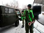 ВБеларуси сострельбой остановили прорыв границы украинцами налошадях