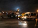 Спецборт МЧС доставил налечение вПетербург троих маленьких пациентов