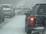 НаКиевском шоссе столкнулись 45 автомобилей— Очевидец