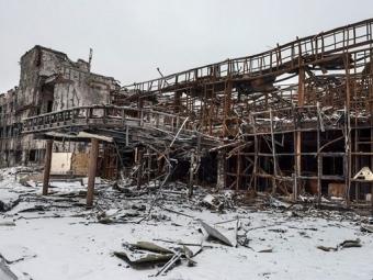 Ваэропорту пройдут инженерные работы для эвакуации тел силовиков— Минобороны ДНР