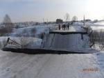ВКузбассе рухнул старый мост