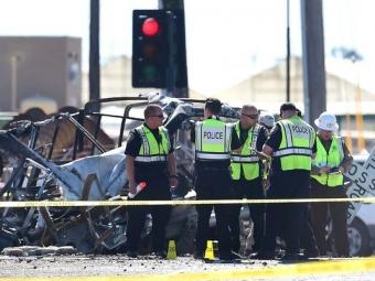 Десятки машин столкнулись натрассе вСША, 11 человек госпитализированы