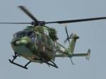 ВИране разбился военный вертолёт