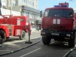 Пожарные ждали электриков, адом горел
