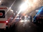 Печальные последствия ночного пожара вНижем Новгороде