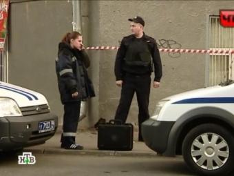 Невменяемый мужчина зарезал прохожего вМоскве