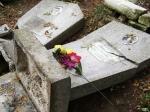 ВРостове неизвестные вандалы осквернили 30 могил