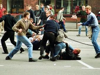 МВДРТ: информация омассовой драке учащихся вЕлабуге несоответствует действительности