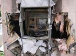 Волгоградские грабители взорвали банкомат Сбербанка