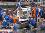 На Москве-реке столкнулись маломерные суда