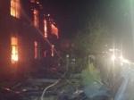 Пять человек погибли при пожаре вгороде Бологое