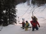 Спасатели разыскали сноубордиста, пропавшего врайоне Красной Поляны
