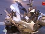 Вжутком ДТП скутера иавтобуса погибли два человека— Москва