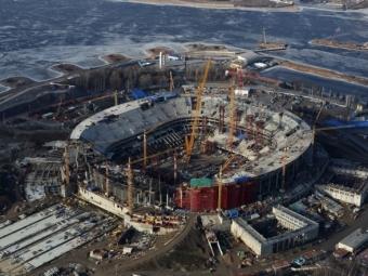 Дело охищении 146 миллионов рублей при строительстве «Зенит-Арены» могут прекратить