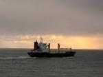 ВВолго-Каспийском канале сняли смели сухогруз