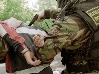 ВПодмосковье упытавшегося застрелиться таджика изъяли 16кг героина