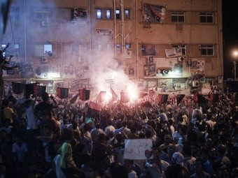 Из Триполи эвакуируют иностранцев