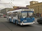 Движение троллейбусов научастке Ленинского проспекта временно приостановлено