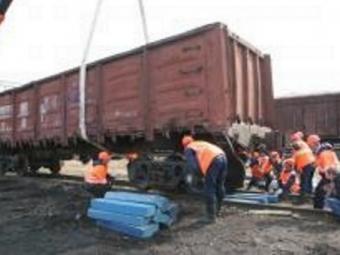 ДНР: Силовики вновь подорвали железную дорогу