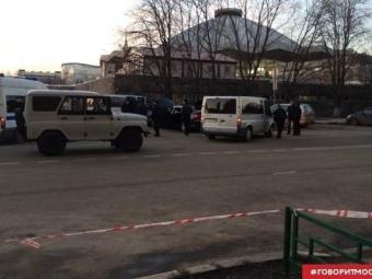 Задержание преступников вМоскве закончилось перестрелкой