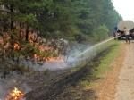 ВЗабайкалье из-за лесных пожаров введен режимЧС