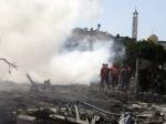 ВВС Израиля снова бомбили сектор Газа