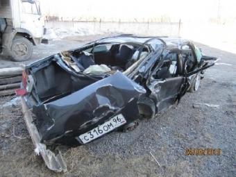 В «пьяном» ДТП под Нижним Тагилом погибли трое мужчин
