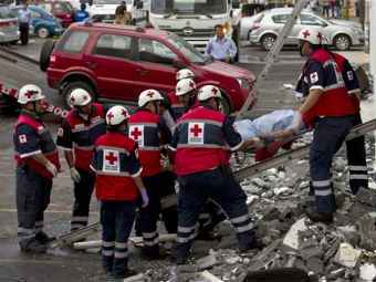 В Монтеррее в результате поджога казино погибли 50 человек