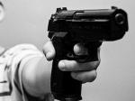 ВМоскве ребенок выстелил себе влоб изотцовского травматического пистолета