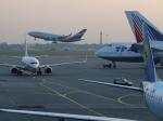 Самолеты задели друг друга крыльями вШереметьево