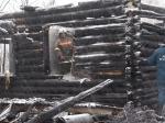 ВСмоленской области при пожаре погибли 2 женщины и11-летняя девочка