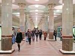 Вмосковском метро полицейский выстрелил внапавшего нанего пьяного мужчину