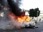 Пять человек пострадали встолкновении студентов иполиции вМексике