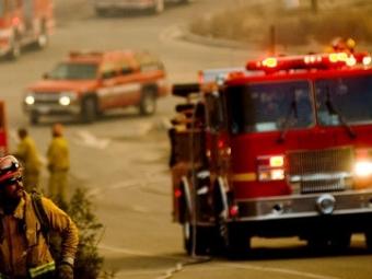 Сотрудники пожарной захвачены взаложники вСША— СМИ