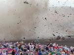 Причиной падения самолета на шоу в Неваде назвали поломку триммера руля