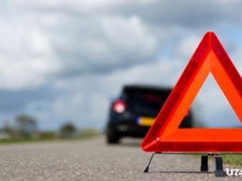 ВЗлатоусте полицейский наличном автомобиле сбил пьяного пешехода